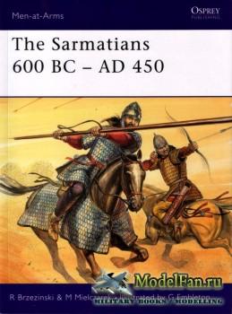 Osprey - Men at Arms 373 - The Sarmatians 600 BC - AD 450