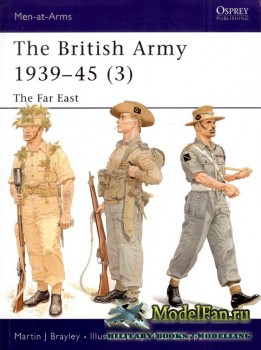 Osprey - Men at Arms 375 - The British Army 1939-1945 (3)