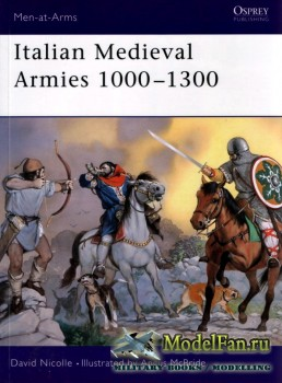 Osprey - Men at Arms 376 - Italian Medieval Armies 1000-1300