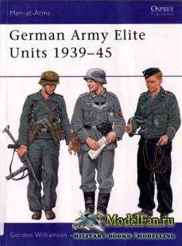 Osprey - Men at Arms 380 - German Army Elite Units 1939-1945