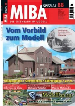 MIBA Spezial 88 - Vom Vorbild zum Modell
