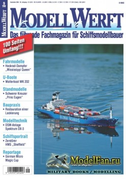 ModellWerft 9/2006