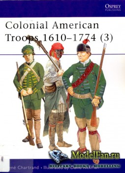 Osprey - Men at Arms 383 - Colonial American Troops 1610-1774 (3)