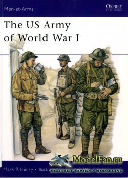 Osprey - Men at Arms 386 - The US Army of World War I