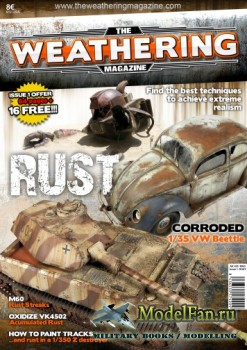The Weathering Magazine Issue 1 - Rust