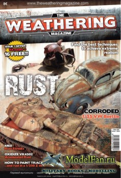 The Weathering Magazine Issue 1 - Ржавчина (Русская версия)