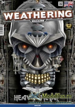 The Weathering Magazine Issue 14 - Heavy Metal