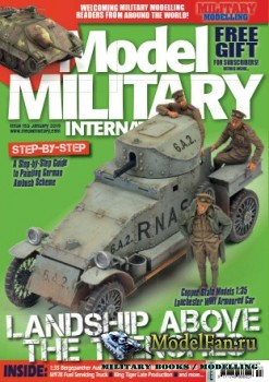 Model Military International Issue 153 (January 2019)