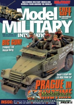 Model Military International Issue 154 (February 2019)