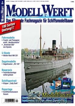 ModellWerft 4/2007