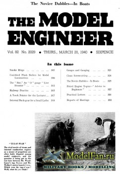 Model Engineer Vol.82 No.2029 (28 March 1940)