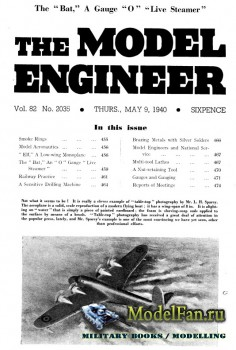 Model Engineer Vol.82 No.2035 (9 May 1940)
