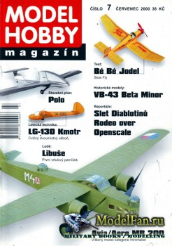 Model Hobby Magazin 7/2000