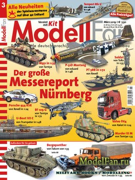ModellFan (March 2019)
