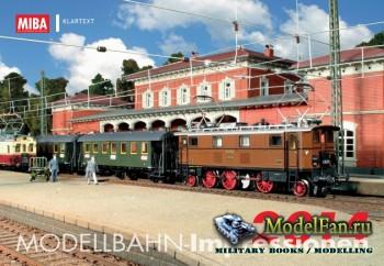 MIBA Kalender 2014 - Die Eisenbahn im Modell