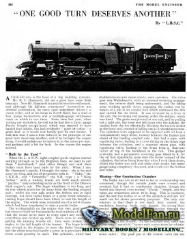 Model Engineer Vol.84 No.2088 (15 May 1941)
