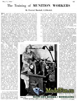 Model Engineer Vol.84 No.2086 (1 May 1941)