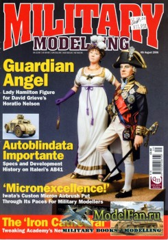 Military Modelling Vol.36 No.9 (August 2006)