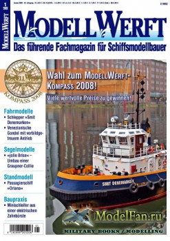 ModellWerft 1/2008