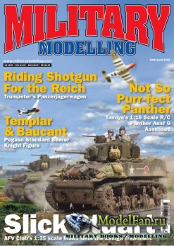 Military Modelling Vol.38 No.5 (April 2008)