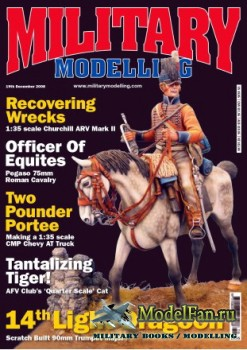 Military Modelling Vol.38 No.15 (December 2008)