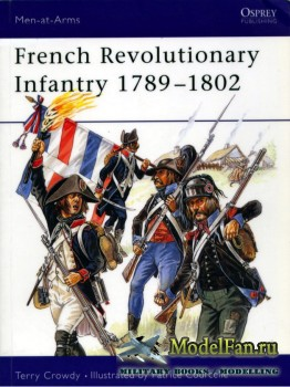 Osprey - Men at Arms 403 - French Revolutionary Infantry 1789-1802