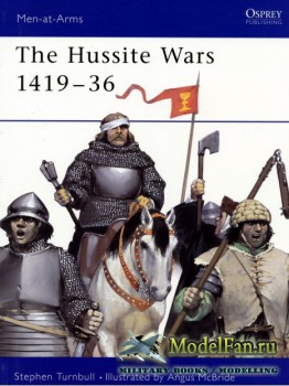 Osprey - Men at Arms 409 - The Hussite Wars 1419-1436
