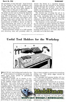Model Engineer Vol.86 No.2133 (26 March 1942)