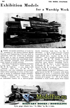 Model Engineer Vol.86 No.2136 (16 April 1942)