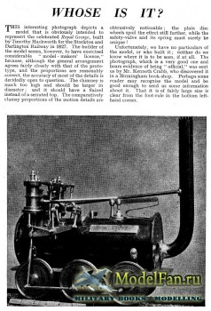 Model Engineer Vol.86 No.2141 (21 May 1942)