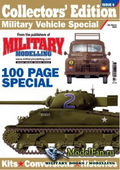 Military Modelling Vol.39 No.3 (March 2009) - Military Vehicle Special