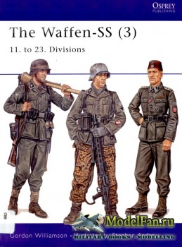 Osprey - Men at Arms 415 - The Waffen-SS (3): 11. to 23. Divisions