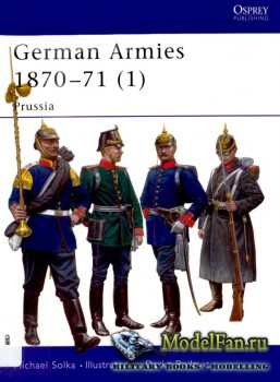 Osprey - Men at Arms 416 - German Armies 1870-1871 (1): Prussia