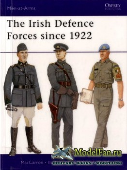 Osprey - Men at Arms 417 - The Irish Defence Forces Since 1922