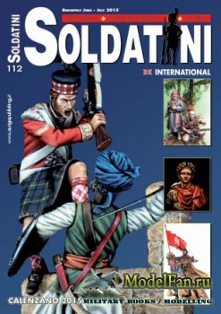 Soldatini International №112 (June-July 2015)