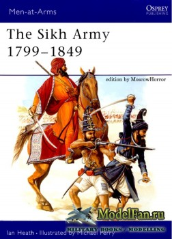 Osprey - Men at Arms 421 - The Sikh Army 1799-1849