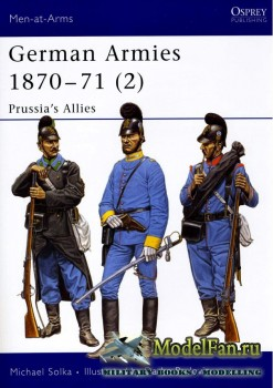 Osprey - Men at Arms 422 - German Armies 1870-1871 (2): Prussia's Allies