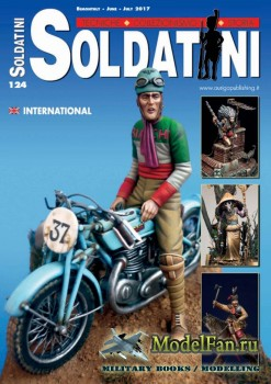 Soldatini International №124 (June-July 2017)
