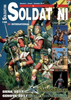 Soldatini International №125 (August-September 2017)