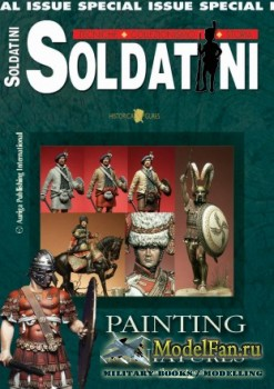 Soldatini Special Issue - Painting Miniatures (Danilo Cartacci)