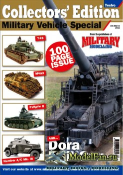 Military Modelling Vol.41 No.3 (March 2011) - Military Vehicle Special