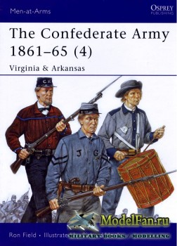 Osprey - Men at Arms 435 - The Confederate Army 1861-1865 (4): Virginia & A ...