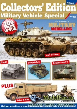 Military Modelling Vol.42 No.3 (March 2012) - Military Vehicle Special