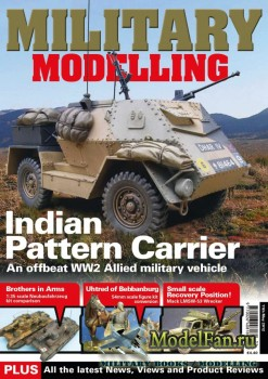 Military Modelling Vol.42 No.5 (May 2012)