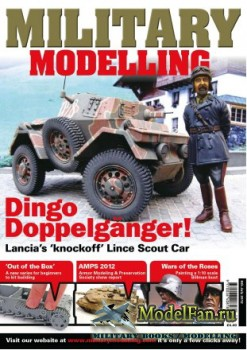 Military Modelling Vol.42 No.7 (July 2012)