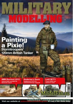 Military Modelling Vol.42 No.8 (August 2012)