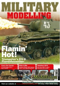 Military Modelling Vol.42 No.9 (August 2012)