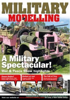 Military Modelling Vol.42 No.10 (September 2012)