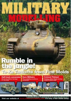 Military Modelling Vol.42 No.13 (December 2012)