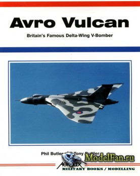 Aerofax - Avro Vulcan: Britain's Supreme Cold War Warrior